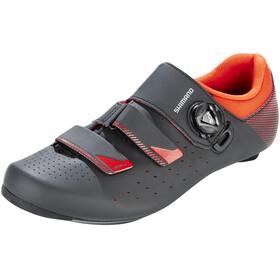 Shimano SH-RP400M sko Herre rød/Svart